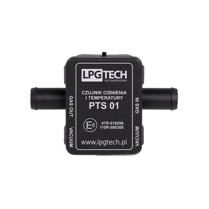 Датчик давления и температуры газа tech pts01
