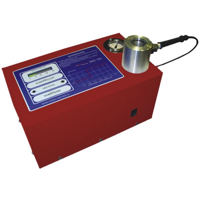 Стенд smc-100 для диагностики свечей зажигания двс