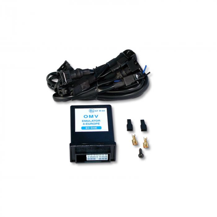 Эмулятор ei-04e 4 цилиндра