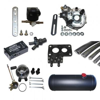 Комплект евро-2 Tomasetto карбюратор